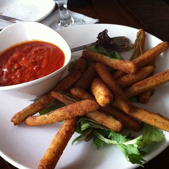Zucchini Fritta - Cafe Murano, Altamonte Springs, FL