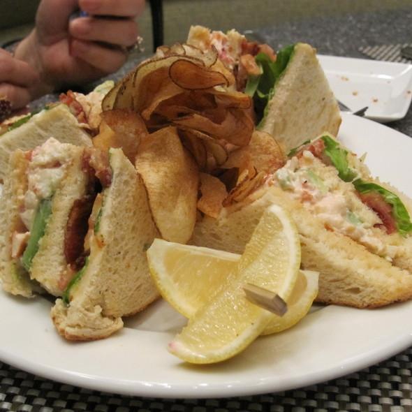 Dungeness Crab BLT - Mariposa at Neiman Marcus - Bellevue, Bellevue, WA