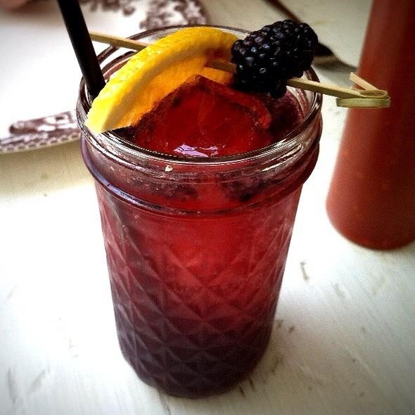 Moonshine Punch - Sissy's Southern Kitchen & Bar, Dallas, TX