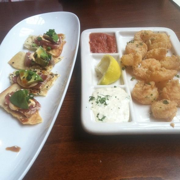 Parmesan Crusted Shrimp - Bacio, Minnetonka, MN