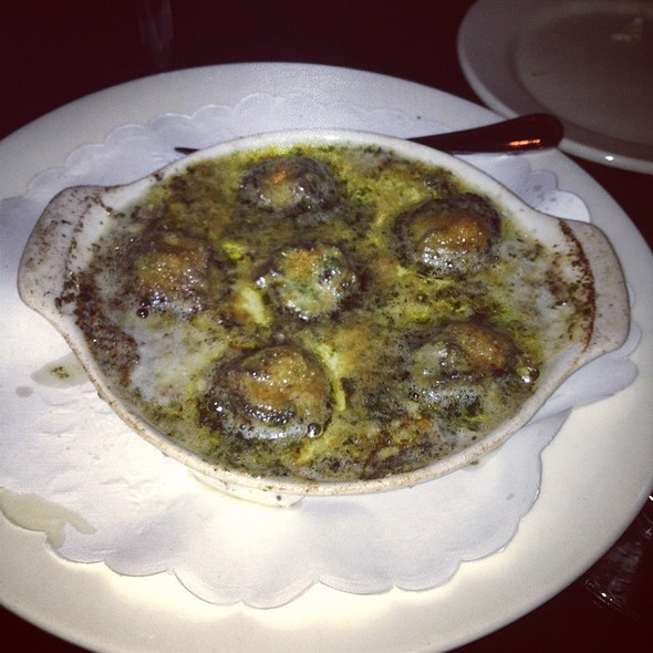 Escargot - Le Bistro D'à Côté, New York, NY
