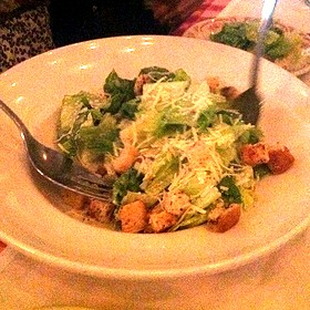 Ceaser Salad - Maggiano's - Denver South, Englewood, CO