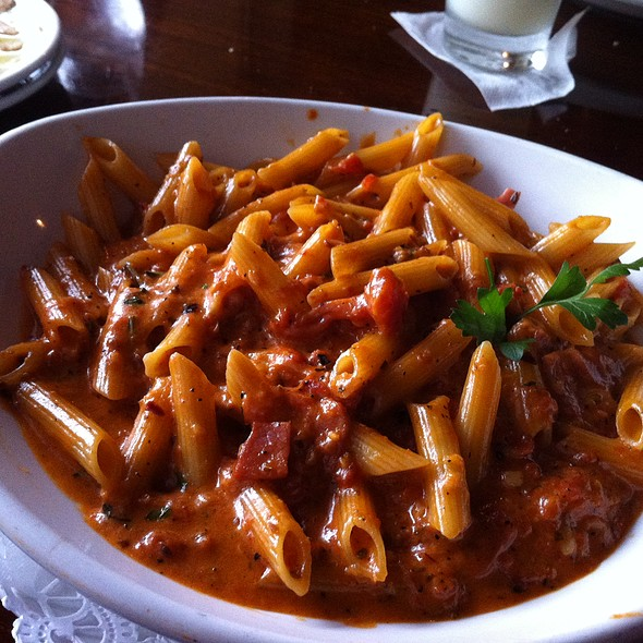 Penne Vodka - Cafe Murano, Altamonte Springs, FL