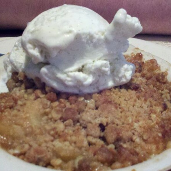 Apple Crisp - Iron Hill Brewery - Wilmington, Wilmington, DE