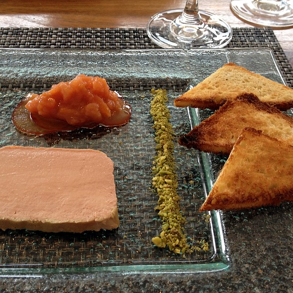 Parfait de Foie de Poulet - Cafe Dupont, Washington, DC