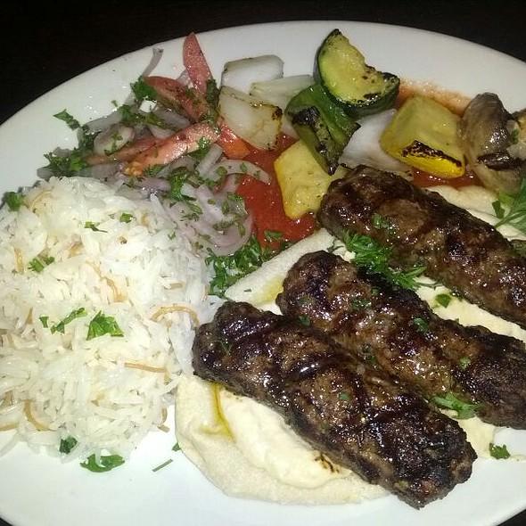 Kofta Kabob - Lebanese Taverna - Tysons Galleria, McLean, VA
