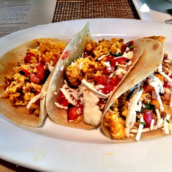 Brunch Tacos - The Grove, Houston, TX