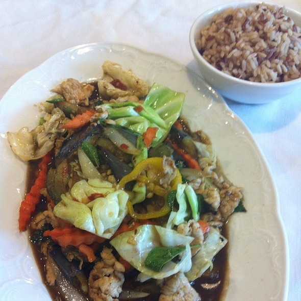 Stir Fried Eggplant - To Thai For, Honolulu, HI