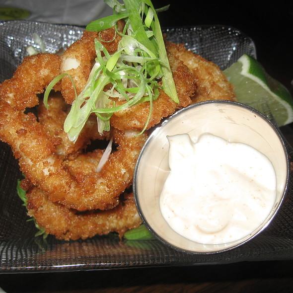 Fried Calamari - Ugly Kitchen, New York, NY