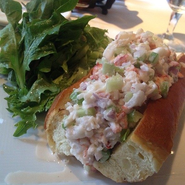 Lobster Roll (Sandwich) - Harvest, Cambridge, MA