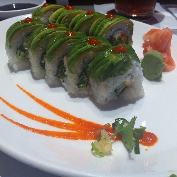 Dragon Roll - Sushi Zushi - Stone Oak, San Antonio, TX