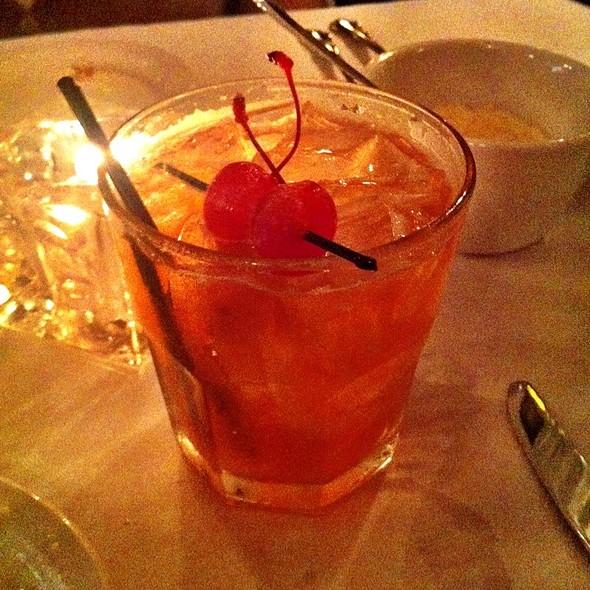 Old Fashioned - Maldaner's, Springfield, IL