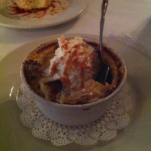 Bread Pudding - Maldaner's, Springfield, IL