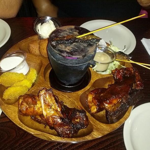Sampler Appetizer - Brother Jimmy's BBQ - Miami, Miami, FL