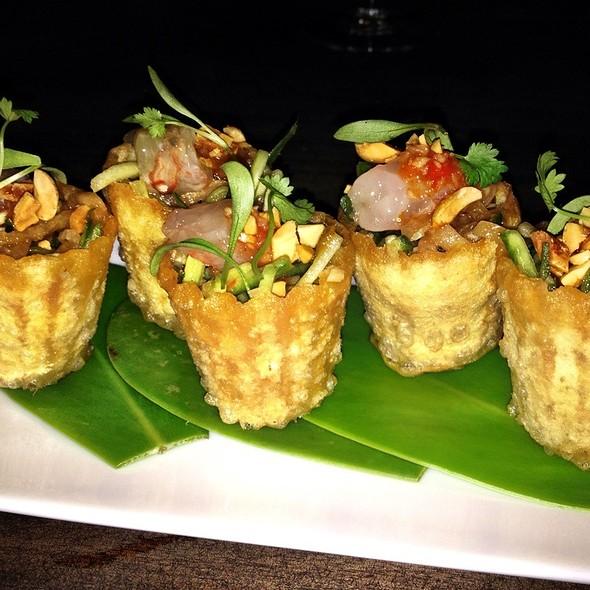 Sweet & Sour Shrimp Roll - The Bazaar by José Andrés South Beach, Miami Beach, FL