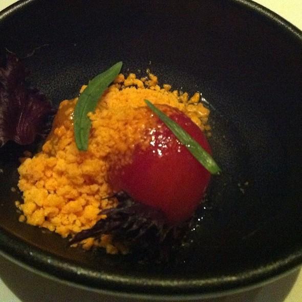 Tomatoes - Castagna Restaurant, Portland, OR