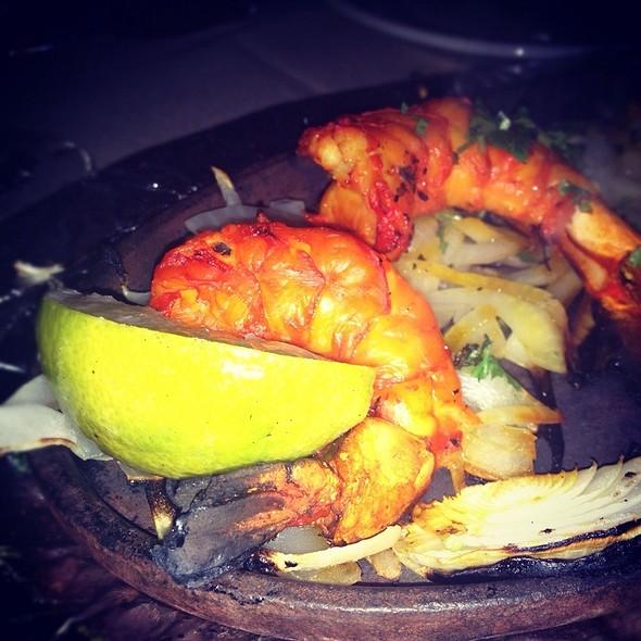 Tandoori Shrimp - India's Tandoori Cuisine of India - Wilshire, Los Angeles, CA