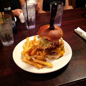 Fork And Knife Burger - Andrew's 228, Tallahassee, FL
