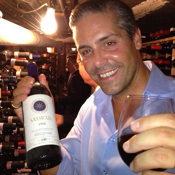 Wine Cellar - Barbetta Restaurant, New York, NY
