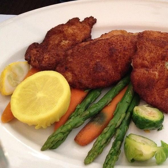 Chicken Milanese - Il Pastaio, Beverly Hills, CA