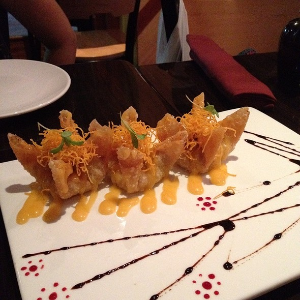 Tuna Dumplings - New Ichiro, New York, NY