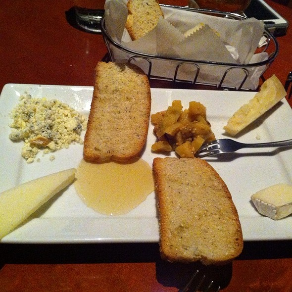 Cheese Plate - Bordinos, Fayetteville, AR