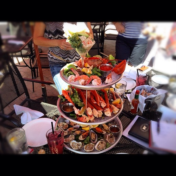 Seafood Tower - Vail Chophouse, Vail, CO