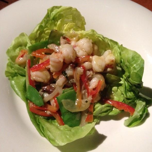 Sesame Shrimp Vegetable Cup - Steel Restaurant & Lounge - Dallas, Dallas, TX