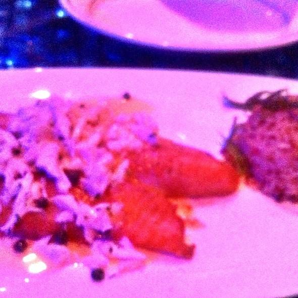 "Seared Caribbean Triggerfish ""Louie"" - Oceanaire Seafood Room - Miami, Miami, FL"