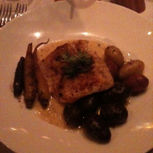 Halibut - Tommy Bahama Island Grille - Newport Beach, Newport Beach, CA