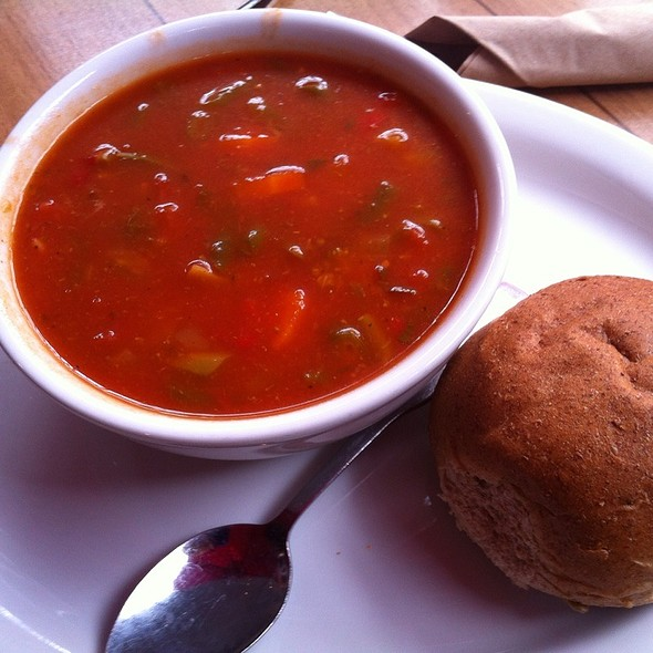 Tomato Soup - The Bunnery Bakery & Restaurant, Jackson, WY