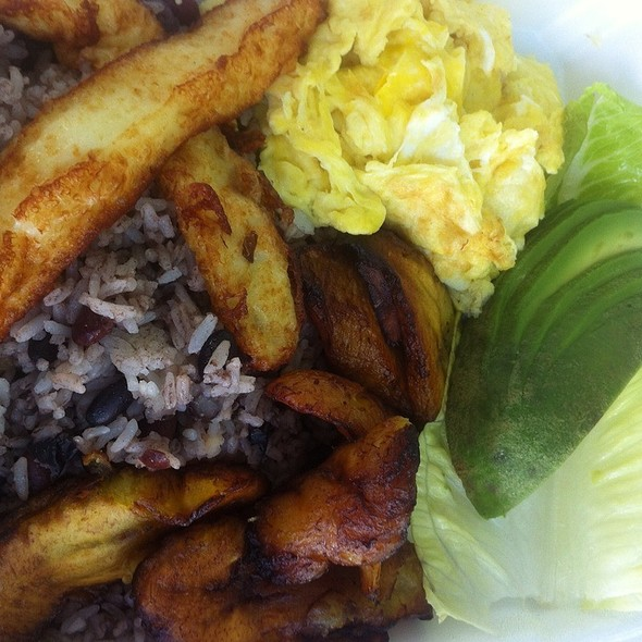 Breakfast - La Bella Managua, Toronto, ON