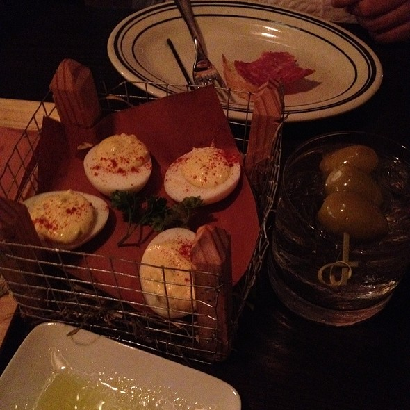 Deviled Eggs - Republic, Bloomfield, CT