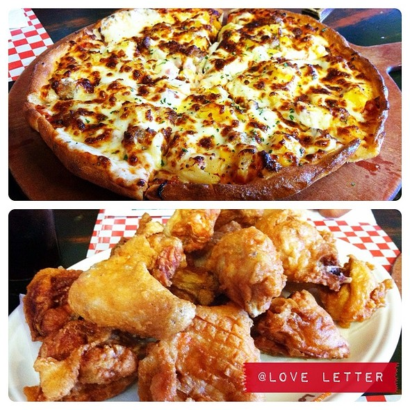 love letter pizza letter pizza amp chicken menu garden grove ca 23482 | thumb 600