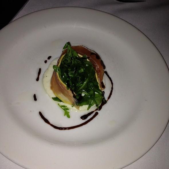 Prosciutto Appetizer - Noto's Old World Italian Dining, Grand Rapids, MI