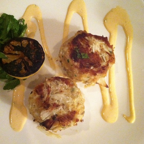 Crab Cakes - Morton's The Steakhouse - Philadelphia, Philadelphia, PA