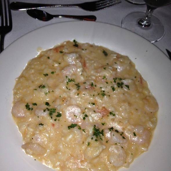 Shrimp Risotto - Noto's Old World Italian Dining, Grand Rapids, MI