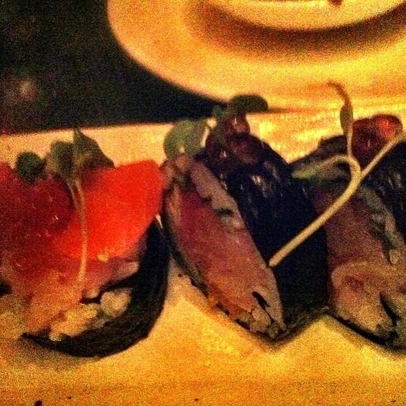 Sushi - Zuma Japanese Restaurant - Miami, Miami, FL
