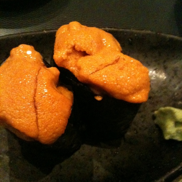 Uni Nigiri - Tsunami Restaurant - Union Heights, Midvale, UT