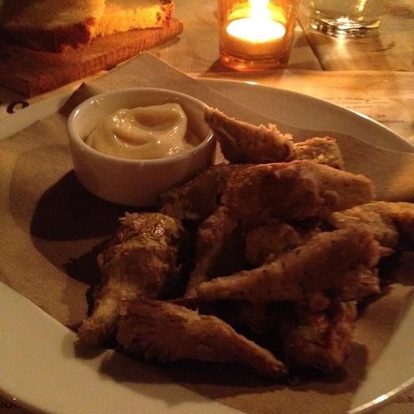 Italian Foods Near Me: Woodland Restaurant - Brooklyn, NY