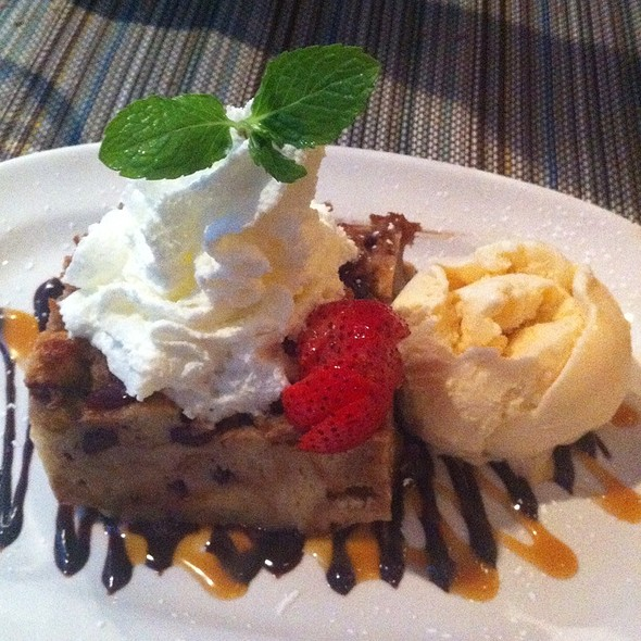 Bread Pudding - Elizabeth's Neighborhood Table, New York, NY