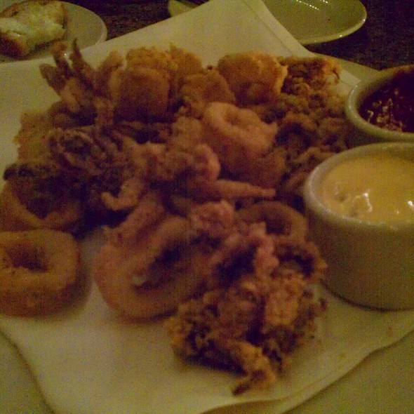 Calamari - Scott's Seafood on the River, Sacramento, CA