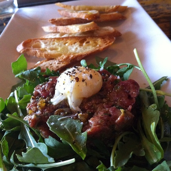 Classic Steak Tartare - Marlowe, San Francisco, CA