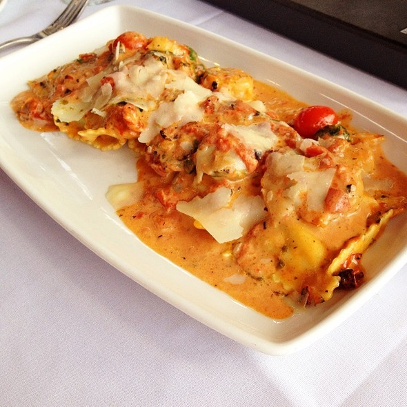 Crab & Lobster Stuffed Ravioli - Boathouse - Port Moody, Port Moody, BC
