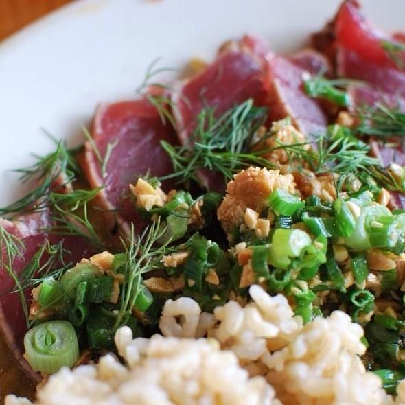 Ahi tuna - Wild Ginger - Bellevue, Bellevue, WA