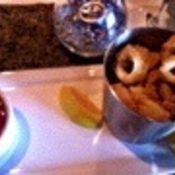 Calamari - Arnold Palmer's Restaurant, La Quinta, CA