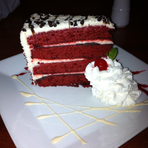 Red Velvet Cake - Mixto, Philadelphia, PA