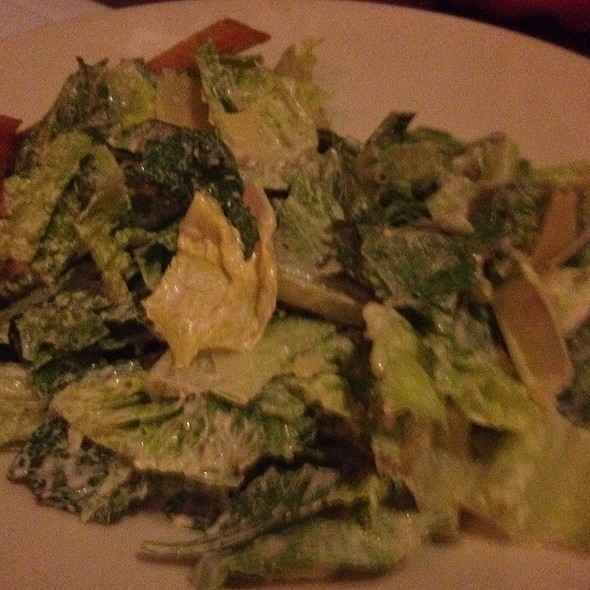Caesar Salad - Morton's The Steakhouse - Dallas, Dallas, TX