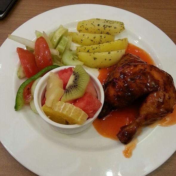 Kenny Rogers Restaurant Menu Jakarta