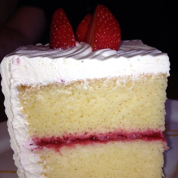 Tres Leche Cake - Rojo Mexican Bistro - Rochester, Rochester, MI
